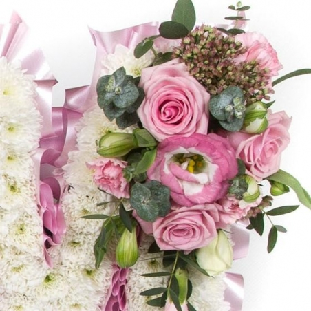MUM Tribute - same day or named day delivery - Rushes Florist