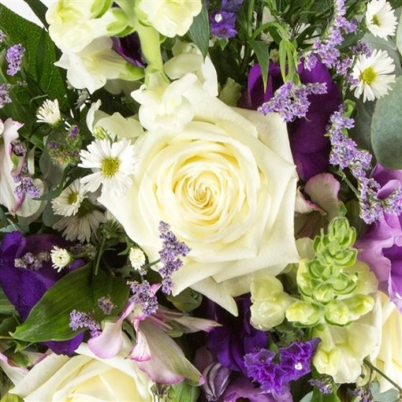 Florist Choice Posy - same day or named day delivery - Rushes Florist
