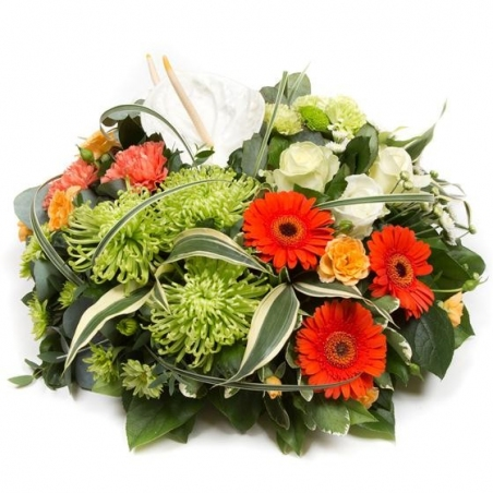 Sectioned Posy - same day or named day delivery - Rushes Florist
