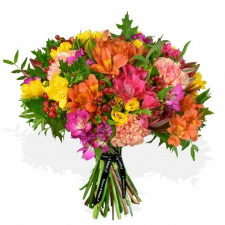 Rainbow Road - same day or named day delivery - Rushes Florist