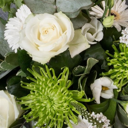 Jade - same day or named day delivery - Rushes Florist