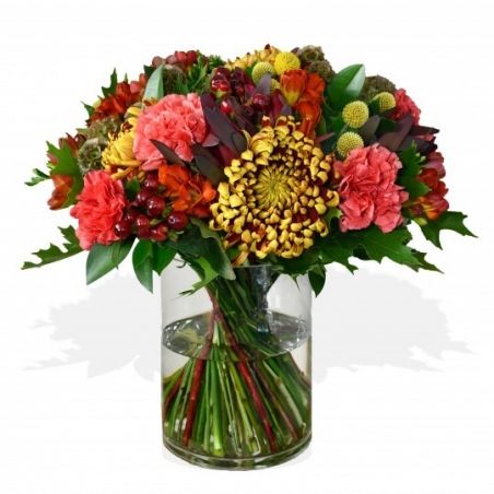 Autumn Eclipse - same day or named day delivery - Rushes Florist