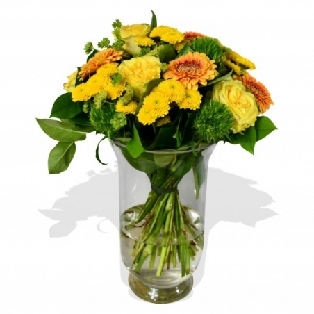Let It Shine - same day or named day delivery - Rushes Florist