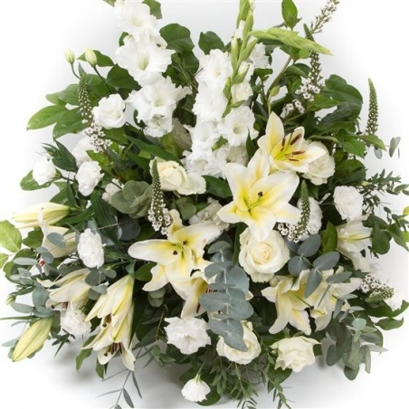 Service Arrangement - same day or named day delivery - Rushes Florist