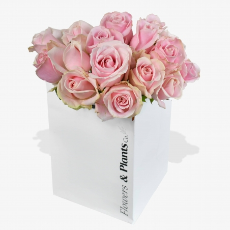Parisian Passion - same day or named day delivery - Rushes Florist