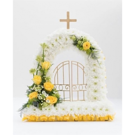 Gates Of Heaven - same day or named day delivery - Rushes Florist