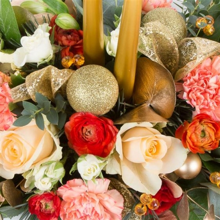 Candlelight - same day or named day delivery - Rushes Florist